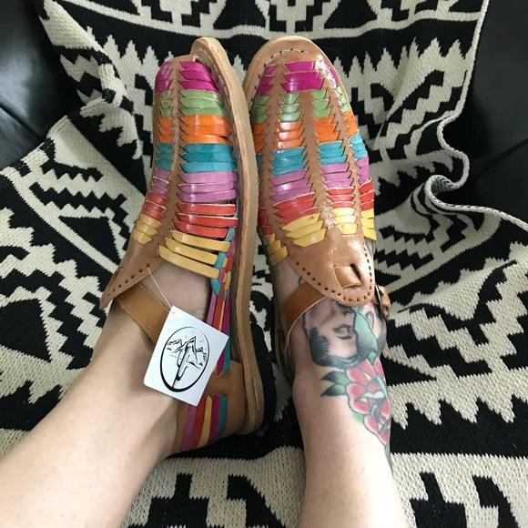 Handmade Mexican Huaraches 57b6316a0